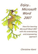 Enjoy    Microsoft Word 2007