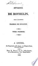 Eugene de Rothelin,