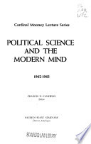 Political science and the modern mind
