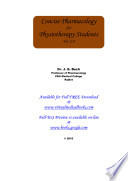 Concise Pharmacology for Physiotherapy Students 2 0