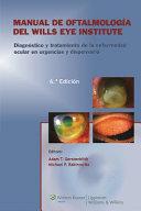 Manual De Oftalmologia Del Wills Eye Institute