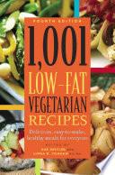 1 001 Low Fat Vegetarian Recipes
