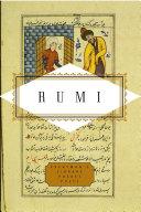 Rumi by Jal?l al-D?n R?m? (Maulana)