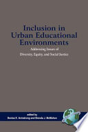 Inclusion in Urban Educational Environments