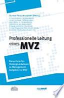 Professionelle Leitung eines MVZ