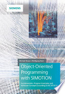 Object Oriented Programming with SIMOTION