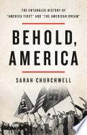 Behold  America Book PDF