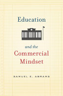 download ebook education and the commercial mindset pdf epub