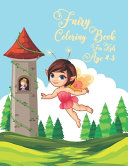 Fairy Coloring Books For Kids Age 4 8