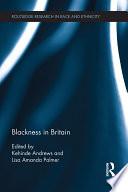Blackness in Britain