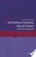 International relations : a very short introduction /