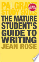 The Mature Student S Guide To Writing
