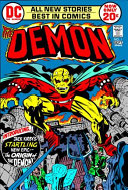 Jack Kirby s the Demon