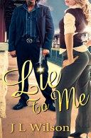 Lie to Me Book PDF