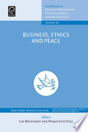 Business  Ethics and Peace