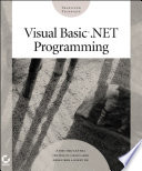 Visual Basic  NET Programming
