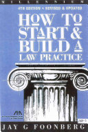 How to Start and Build a Law Practice
