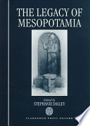 The Legacy of Mesopotamia
