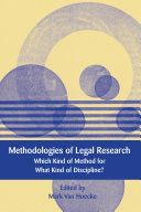 Methodologies of Legal Research