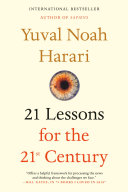 download ebook 21 lessons for the 21st century pdf epub