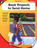Book Projects to Send Home  Grade 2