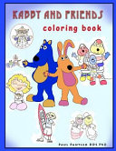 Kabby and Friends Coloring Book Book PDF