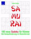 Samurai 100 Sudoku für Könner