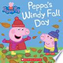 Peppa s Windy Fall Day  Peppa Pig