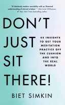 Don't Just Sit There! : link between the desire to meditate and the...