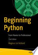 Beginning Python