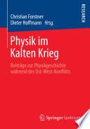 Physik im Kalten Krieg