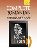 Complete Romanian  Teach Yourself