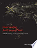 Book Understanding the Changing Planet