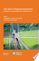 Life Cycle Of Engineering Systems Emphasis On Sustainable Civil Infrastructure
