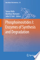 Phosphoinositides I Enzymes Of Synthesis And Degradation