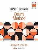 Haskell W  Harr Drum Method