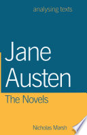 Jane Austen The Novels