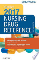 Mosby s 2017 Nursing Drug Reference
