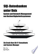 Sql Datenbanken Unter Unix