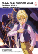 Mobile Suit Gundam WING, 4 : (large robots made for destruction), gundam wing is...