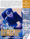 Excel For Marketing Managers : to sort through data to produce meaningful marketing...
