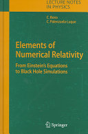 Elements of Numerical Relativity