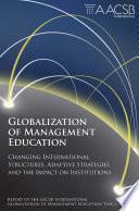 Globalization of Management Education