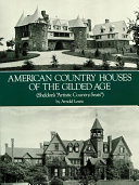 download ebook american country houses of the gilded age pdf epub