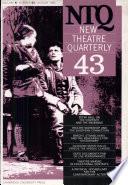 New Theatre Quarterly 43: Volume 11
