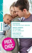 Une Famille Tant D Sir E Le Mariage Du Dr Jefferson Le Bonheur Mount Pryde