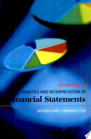 Analysis and Interpretation of Financial Statements - ISBN:9780702151828