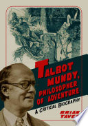 Talbot Mundy Philosopher Of Adventure