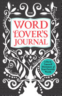 The Word Lover s Journal
