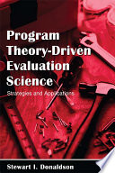 Program Theory-Driven Evaluation Science